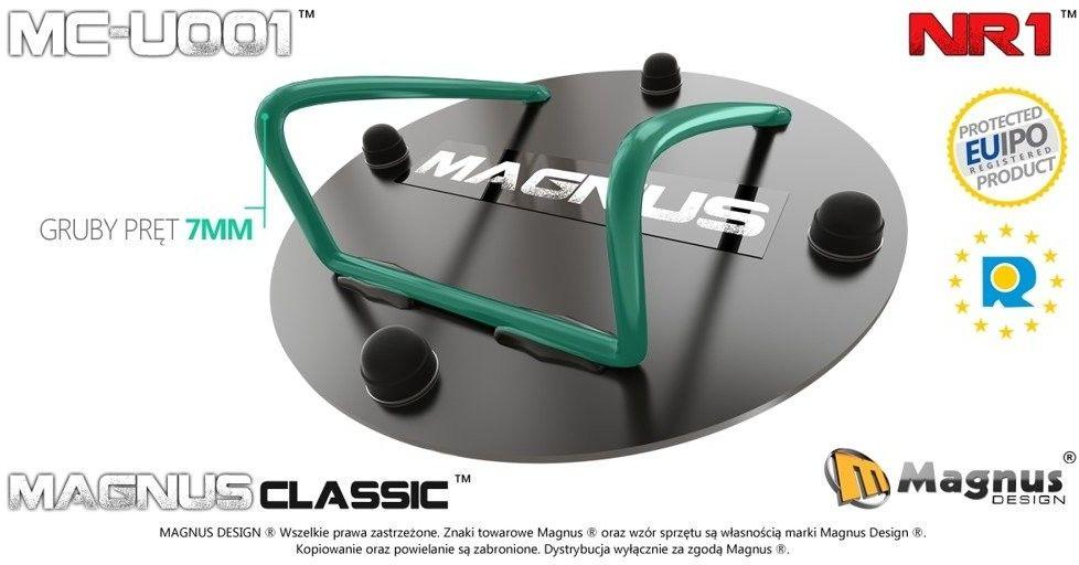Uchwyt na worek boks pasy TRX Magnus MC-U001