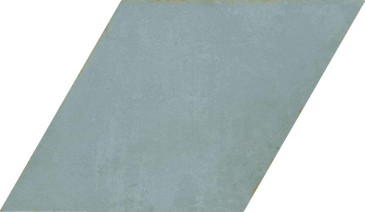 Mud Diamond Teal 14x24 płytka podłogowa