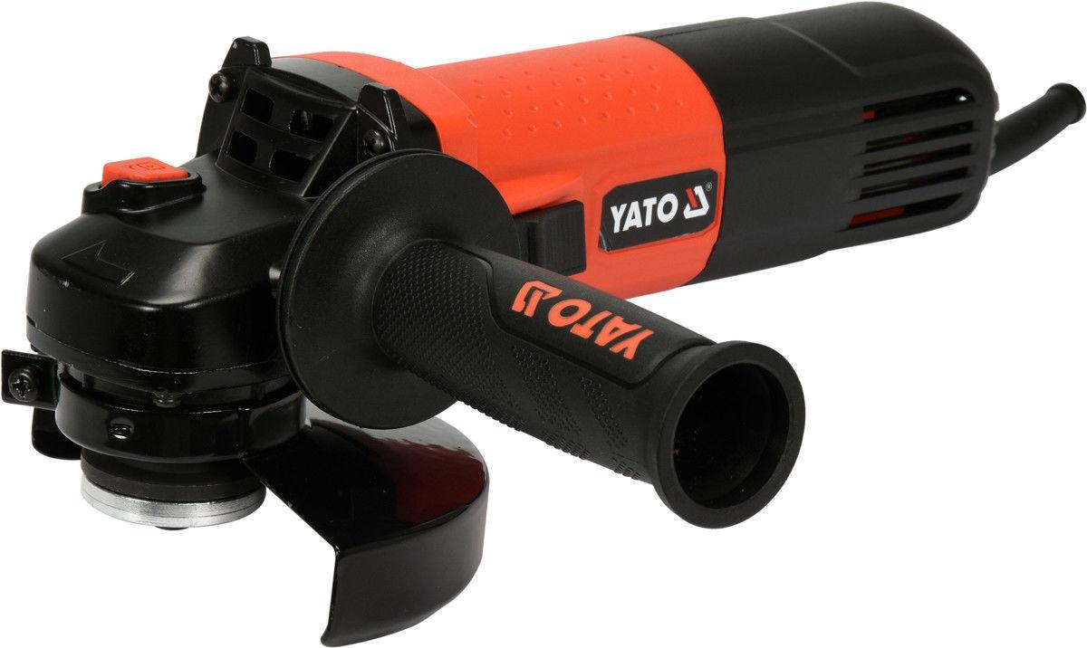 Szlifierka kątowa Yato 125 mm 1100 W z regulacją prędkości