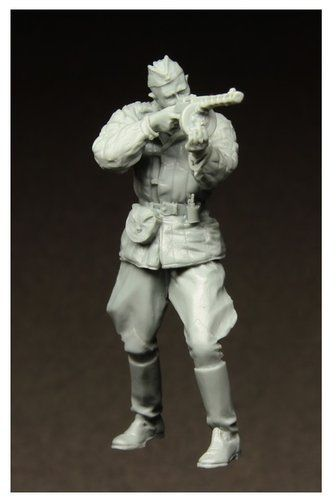 Figurka Radziecki Żołnierz , Berlin 1945 1/35 Stalingrad