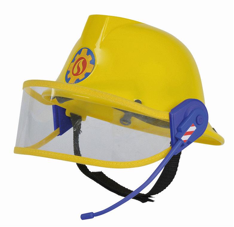 Simba Strażak Sam - Kask z mikrofonem strażaka 9258698