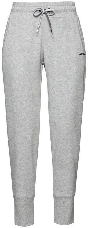 Head Club Rosie Pants W - grey melange/black