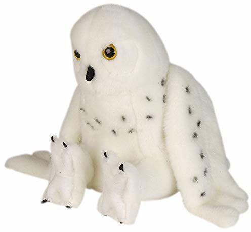 Wild Republic Cuddlekins 81410 - sowa śnieżna, 30 cm