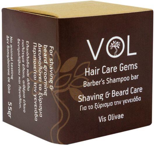 VOL Szampon w kostce do golenia i pielęgnacji brody