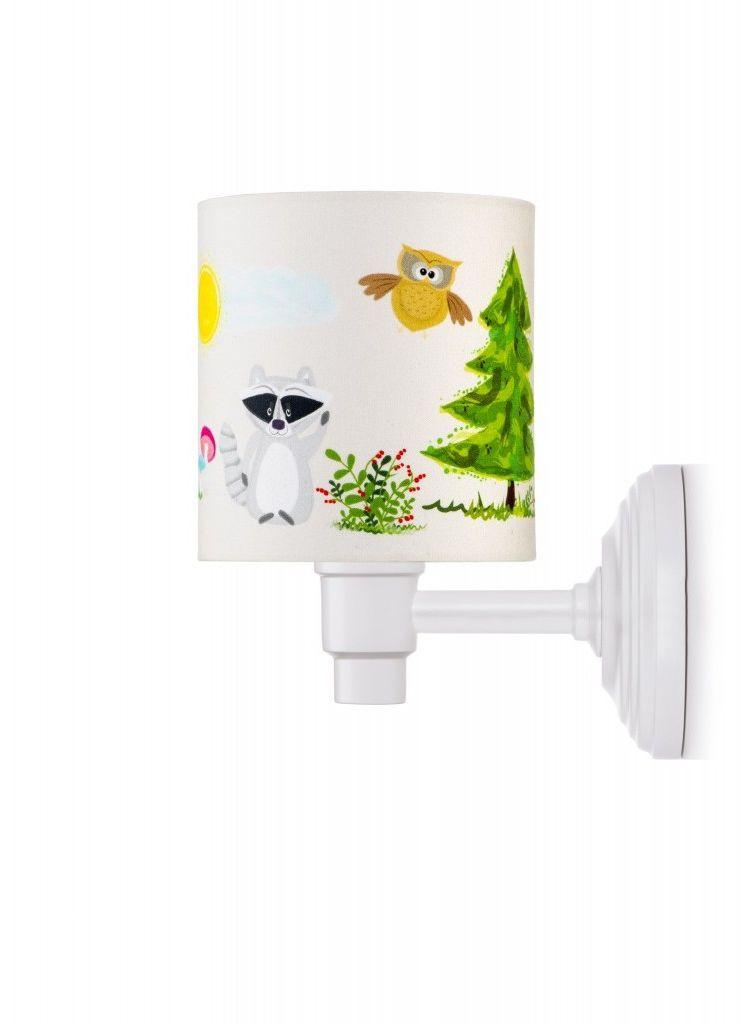 Kinkiet Przyjaciele z lasu Lamps & Company