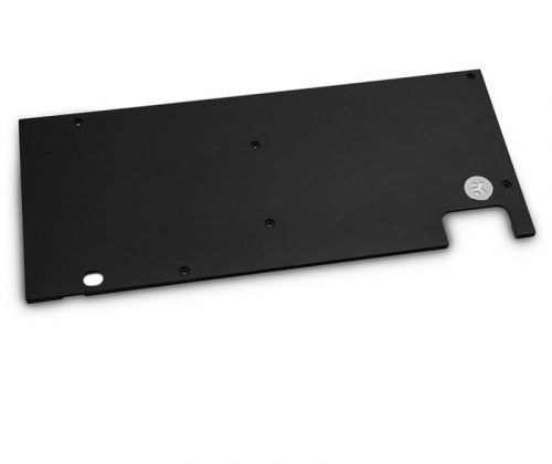 EK Water Blocks EK-Quantum Vector Strix RX 5700 + XT Backplate - Black
