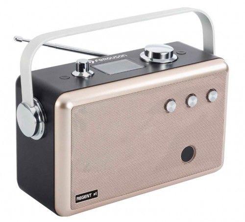 Radio przenośne Regent P1 DAB+ ( FM / BT / USB 2x15W)