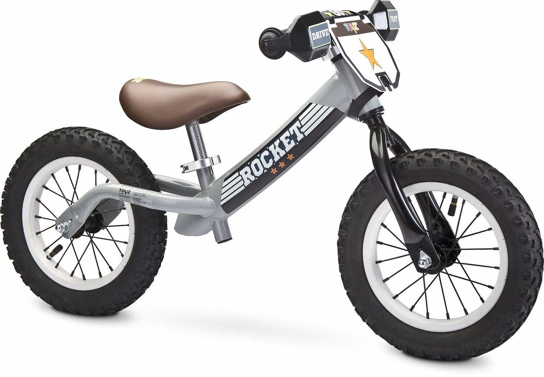 TOYZ TOYZ-0121 rowerek biegowy, szary