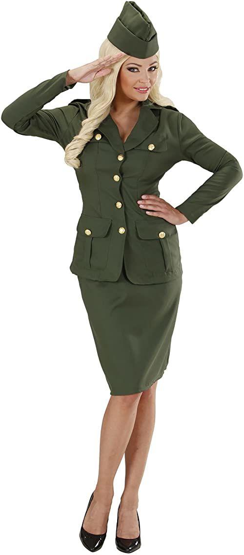 Widmann 11002689 kostium żołnierza dla dorosłych S