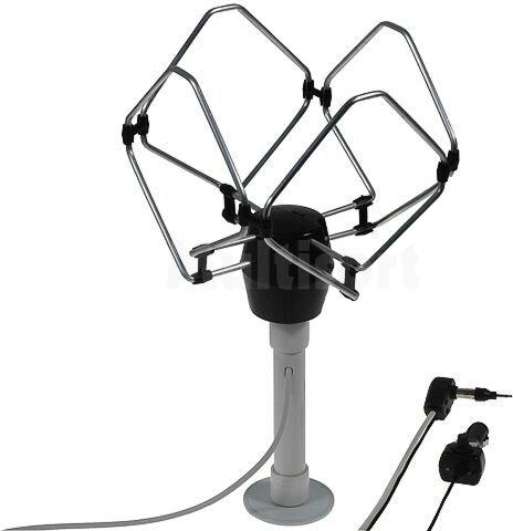 Antena; DVB-T, FM; 174-862MHz