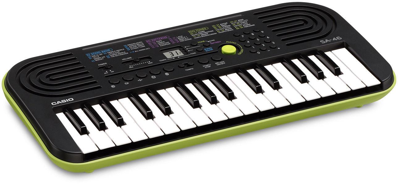 Casio SA-46 - mini keyboard - Zacznij spłacać ZA 4 MIESIĄCE