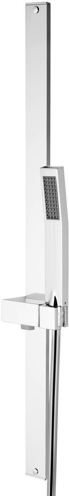 Corsan Drążek prysznicowy z uchwytem ze słuchawką prysznicową CMZ060