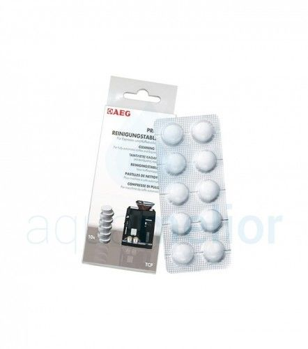 Electrolux AEG 9500788030 Tabletki czyszczące do ekspresów 10szt TCF