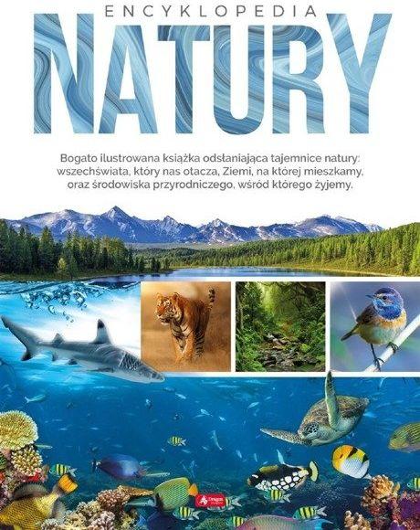 Encyklopedia natury - praca zbiorowa