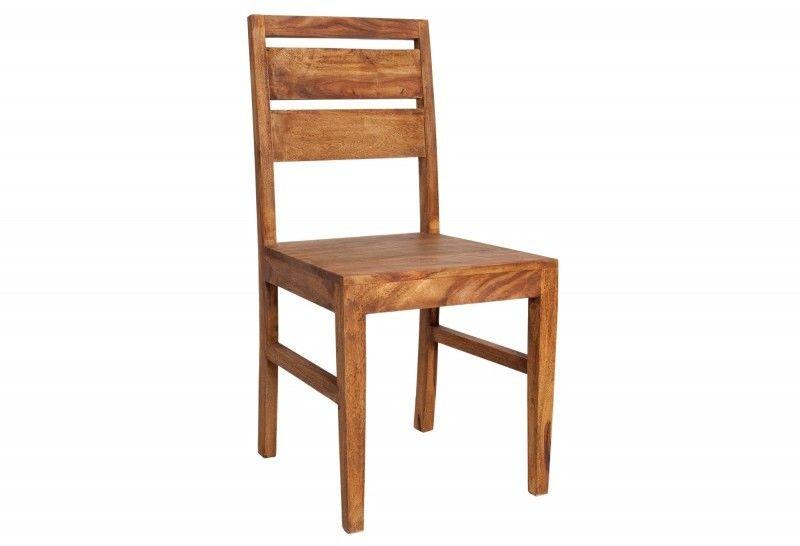 Krzesło Sogal brązowe