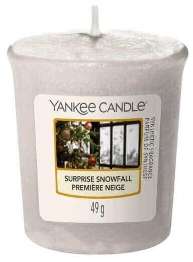 Surprise Snowfall sampler