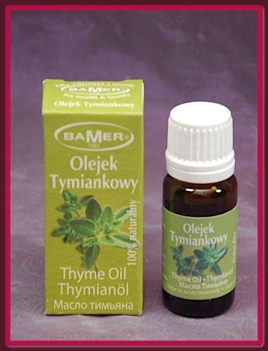TYMIANEK - olejek eteryczny BAMER 7 ml