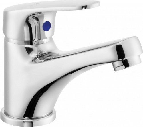 Bateria umywalkowa 12,4 cm do wody zimnej lub zmieszanej, chrom