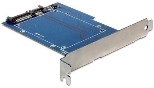 DELOCK Konwerter SATA 22 Pin > LIF SSD/HDD z S