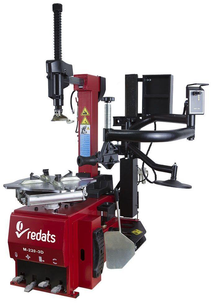Montażownica do opon kół osobowych REDATS M-220-3D