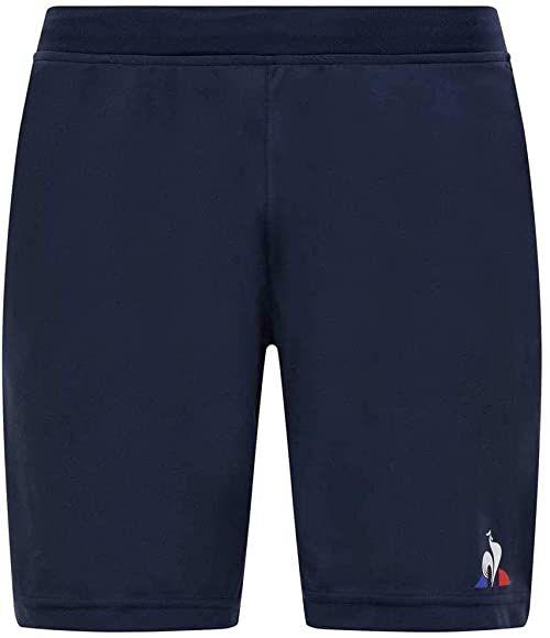 Le Coq Sportif damskie szorty tenisowe N 2 M krótkie spodnie, niebieskie (Dress Blues), XL