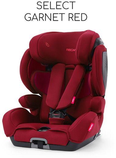 Recaro Tian Elite (9-36 kg) - Select Garnet Red