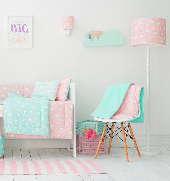 Lampa podłogowa Pink Stars Lamps & Company