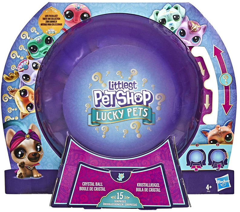 Littlest Pet Shop - Lucky Pets Zestaw świąteczny E7412