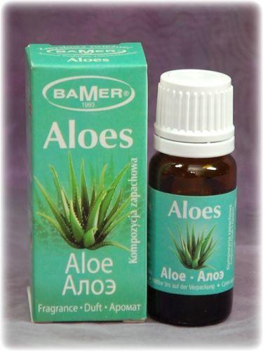 ALOES - olejek zapachowy BAMER 7 ml
