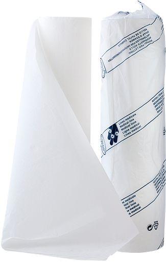 Podkład medyczny biały szerokość 50 cm Prześcieradło papierowe jednorazowe