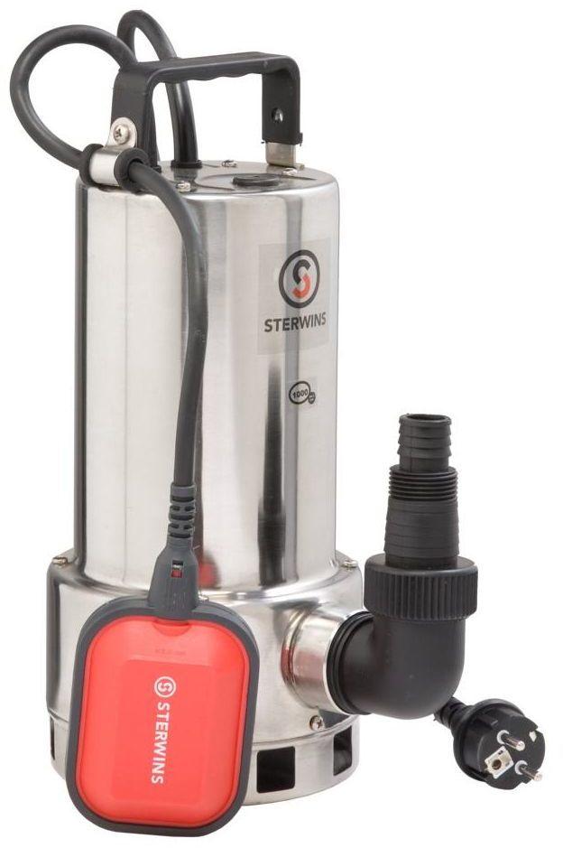 Pompa do wody brudnej 18000 l/h 1000 W STERWINS 1000 DW-4