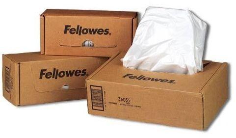 Worki do niszczarek FELLOWES 53-75 litrów (36054)