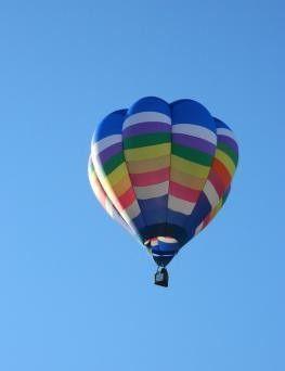 Lot balonem  Białystok