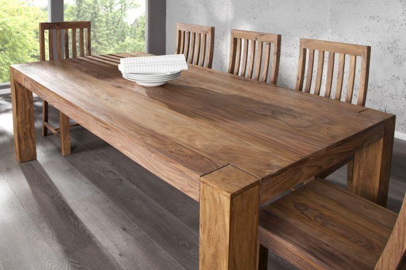 Stół drewniany Santar 200 cm