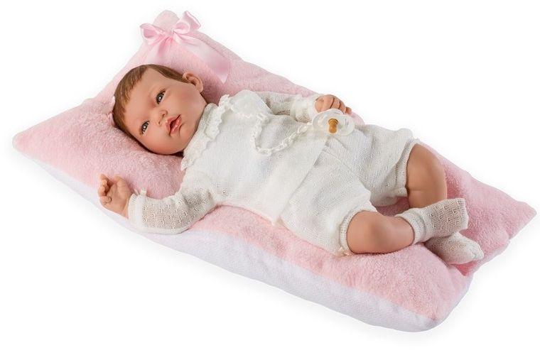 Hiszpańska lalka bobas Reborn Alma - 46 cm