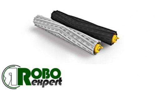 Szczotki gumowe AeroForce zamiennik - komplet iRobot Roomba