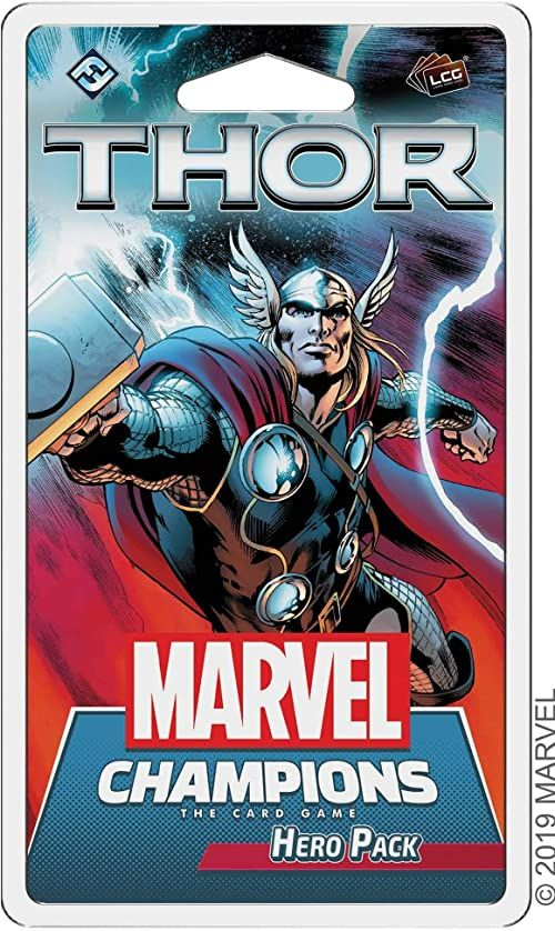 Marvel Champions The Card Game: Thor Hero Pack
