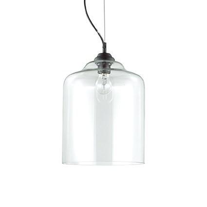 Bistro SP1 Square - Ideal Lux - lampa wisząca