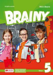 Brainy kl.5 Książka ucznia ZAKŁADKA DO KSIĄŻEK GRATIS DO KAŻDEGO ZAMÓWIENIA