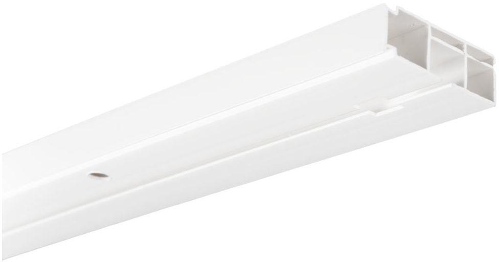 Szyna sufitowa 1-torowa 300 cm PVC INSPIRE