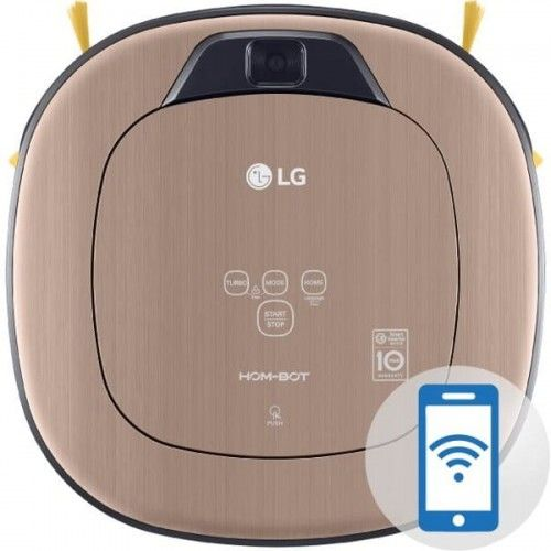 LG Hom-Bot TURBO+ VR9627PG - Robot odkurzacz