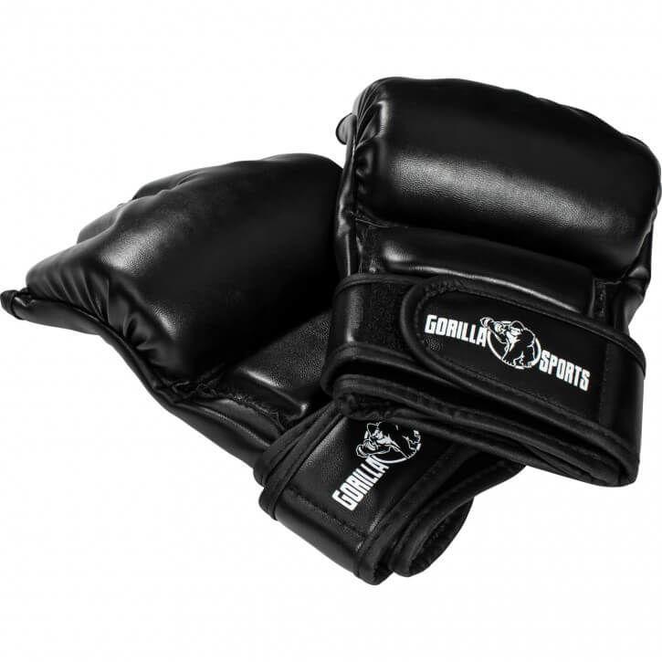 Rękawice MMA, czarny