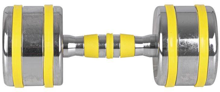 Hantla chromowana Yellsteel Insportline 9 kg