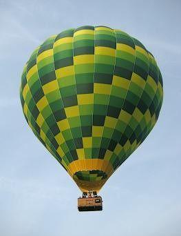 Lot balonem  Kazimierz Dolny