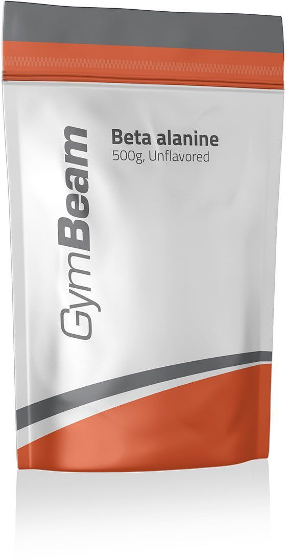 GymBeam Beta alanina 250 g bez smaku