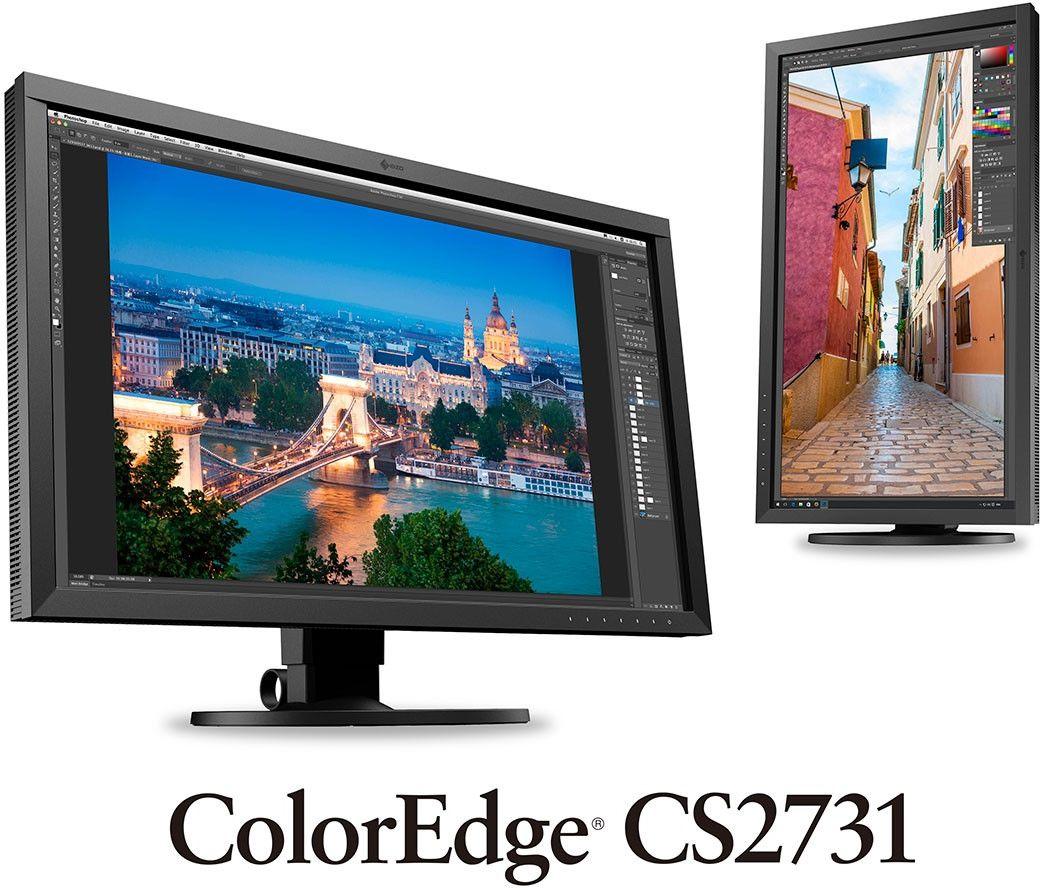 """EIZO CS2731-BK - monitor LCD 27"""" z licencją CN - Certyfikaty Rzetelna Firma i Adobe Gold Reseller"""