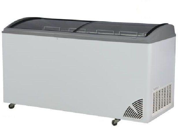 Zamrażarka przeszklona ukośna ARO-605/1 BYFAL - 497 l