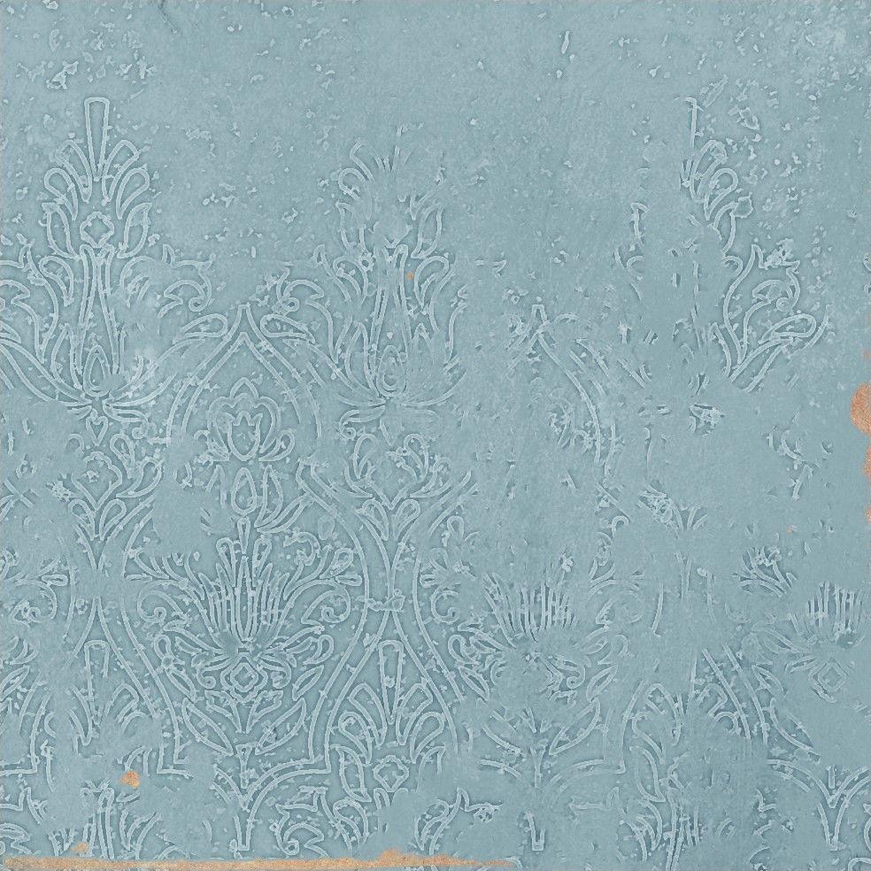 Zellige Decor Aqua 12,5x12,5 płytka dekoracyjna