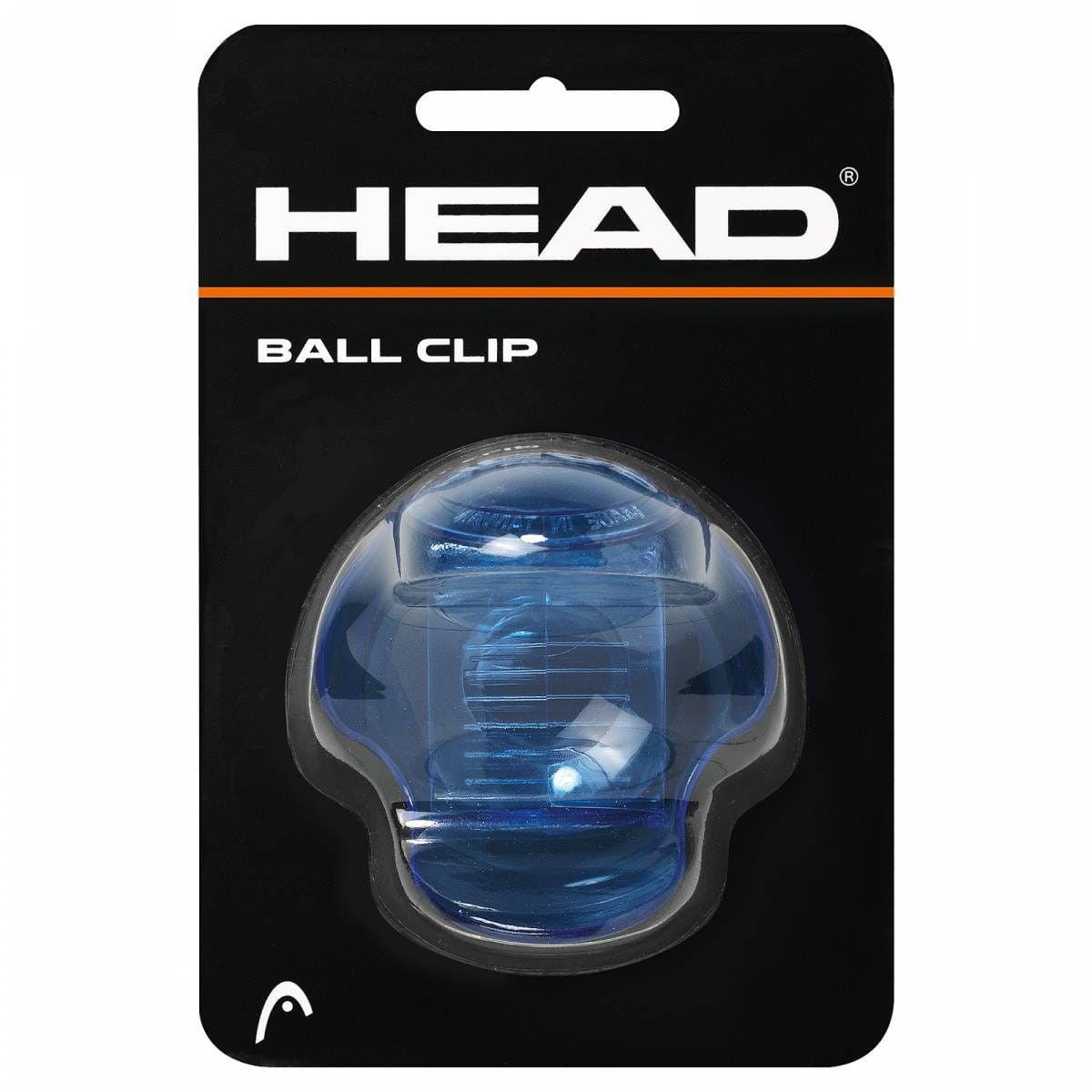Head New Ball Clip - blue