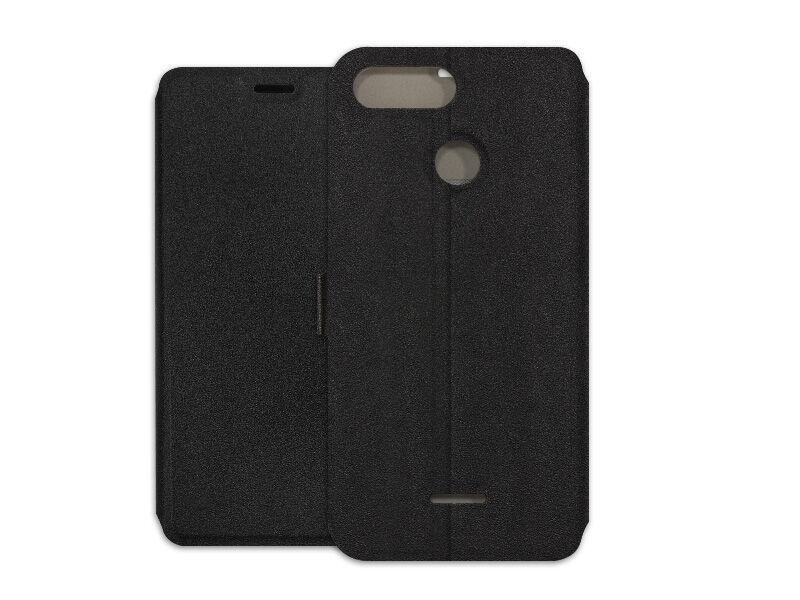 Xiaomi Redmi 6 - etui na telefon Wallet Book - czarny